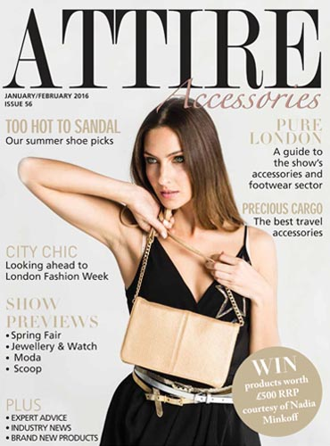 Attire Magazine - February 2016