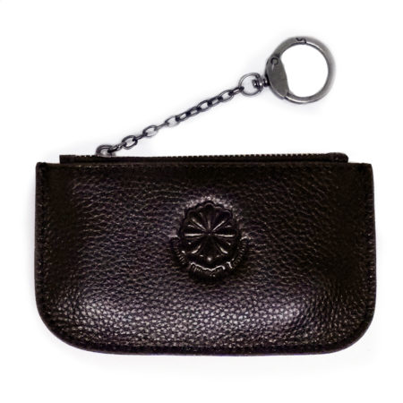 'Complete Me' Coin Purse Dark Brown