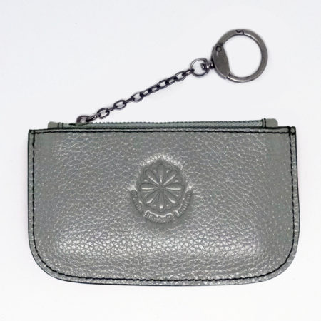 'Complete Me' Coin Purse Grey