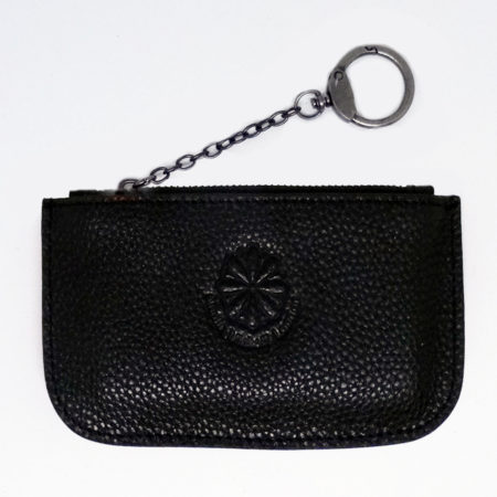 'Complete Me' Coin Purse Black
