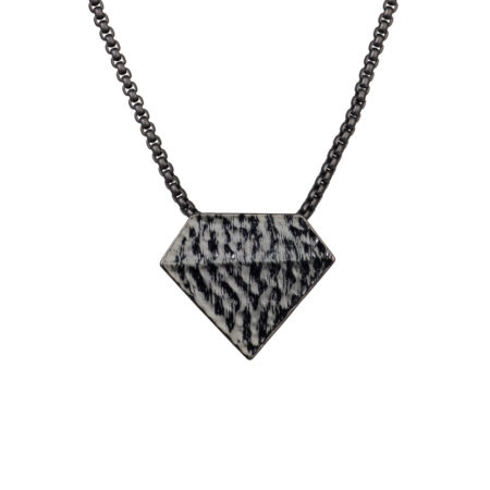 Flooid Diamond Necklace