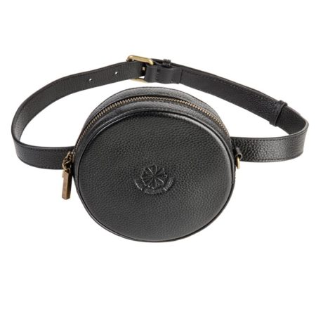 Full Circle Belt Bag - Black