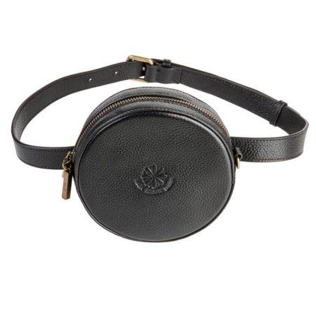 Full Circle Belt Bag - Black