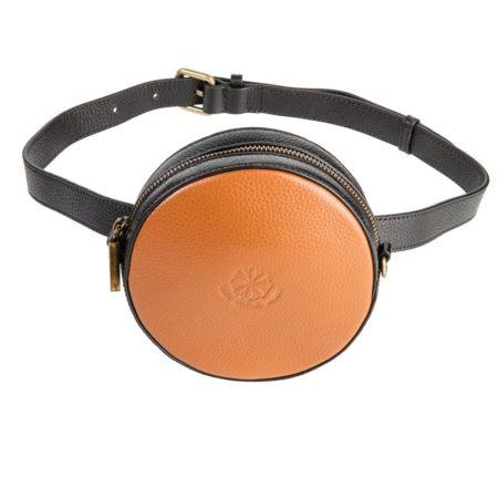 Full Circle Belt Bag - Tan