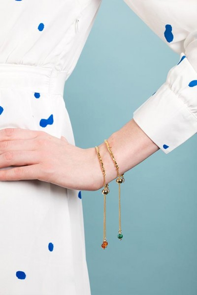 Gold Friendship Bracelets Lookbook