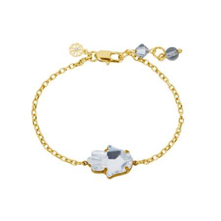 Hamsa Bracelet Gold
