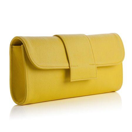 Kensington Clutch Yellow