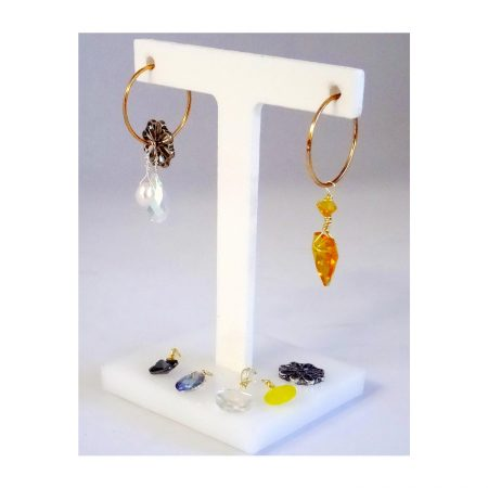 'I Made It!' Mix & Match Wire Wrap Earrings