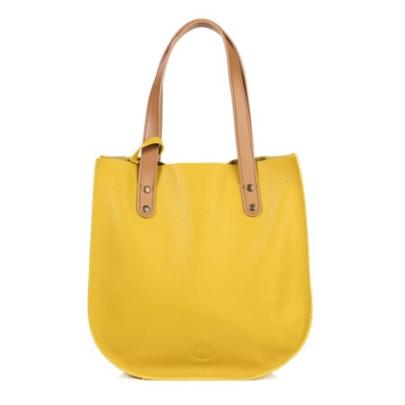 The St Ives Tote - Yellow