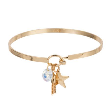 Star Cluster Bracelet - Gold Aurora