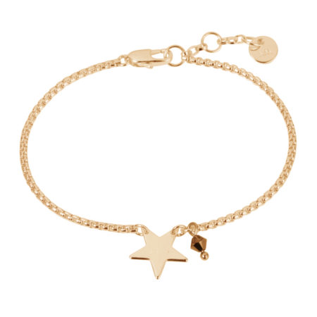 Star Friendship Bracelet - Gold