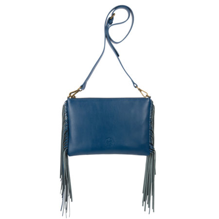 Nadia Minkoff - The Angel Bag - Blue - 001