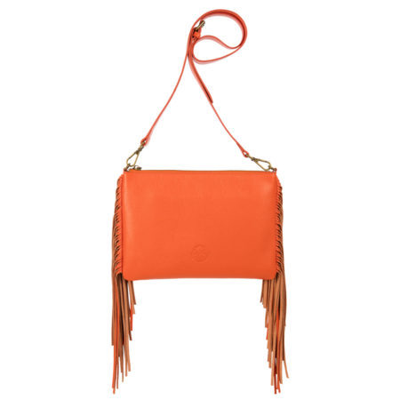 Nadia Minkoff - The Angel Bag - Orange - 001
