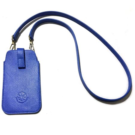 Mobile Phone Holder - Cobalt Blue