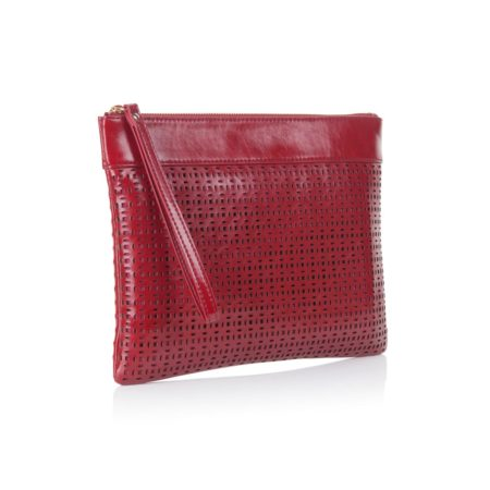 Pimlico Clutch Red