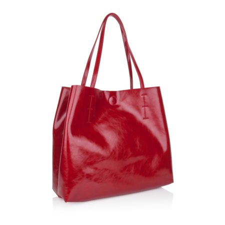 Portobello Day Bag Red