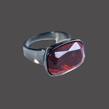 SP Rainbow Jasper H Ring