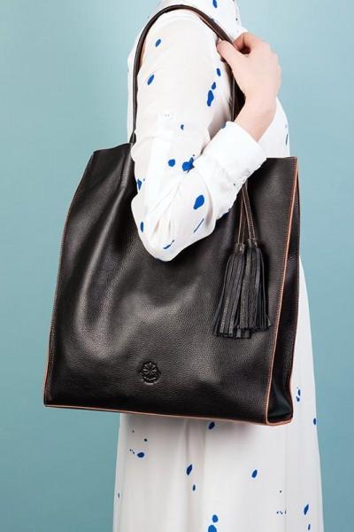 The Aldgate Black Tan Lookbook
