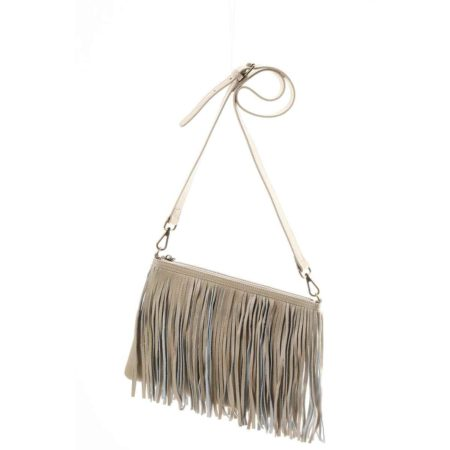 The Angel Fringe - Beige