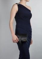The Belgrave Clutch Bag - Black - 03