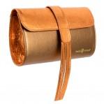 The Belgrave Clutch Bag - Copper - 01