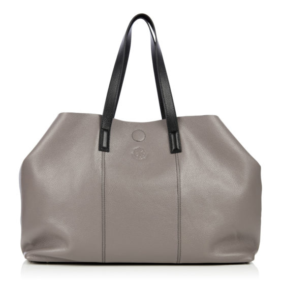 The Brewer Holdall - Grey - 001
