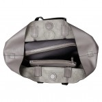 The Brewer Holdall - Grey - 004