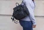 The Brixton Midi Backpack - Black 001
