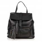The Finsbury Backpack - Black 001