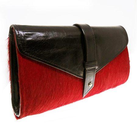 The Newington Black & Red Pony - 001
