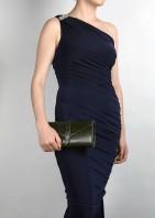 The Newington Clutch Bag Black