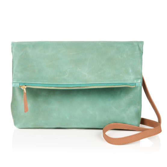 The Rena Bag - Sage Green - 001