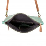 The Rena Bag - Sage Green - 002