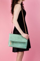 The Rena Bag - Sage Green - 003