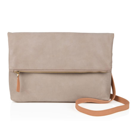The Rena Bag - Taupe 001