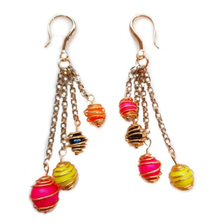 'I Made It!' Caged Bead Earring Kit