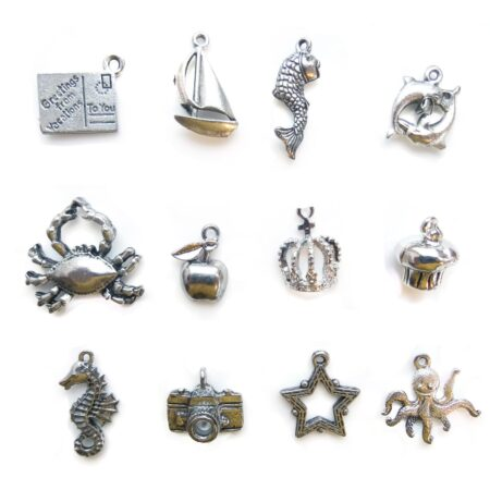 Silver Charm Pack