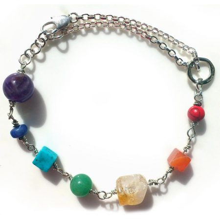 'I Made It!' Chakra Bracelet