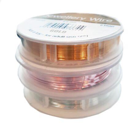 Jewellery Wire - 0.6mm / 22 gauge