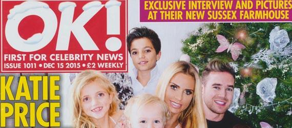 OK! Magazine - December 2015