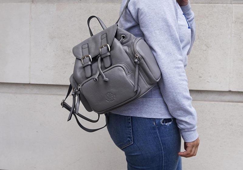 lovefood lovefashion backpack blog large