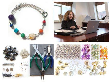 Online Workshop - Chakra Bracelet